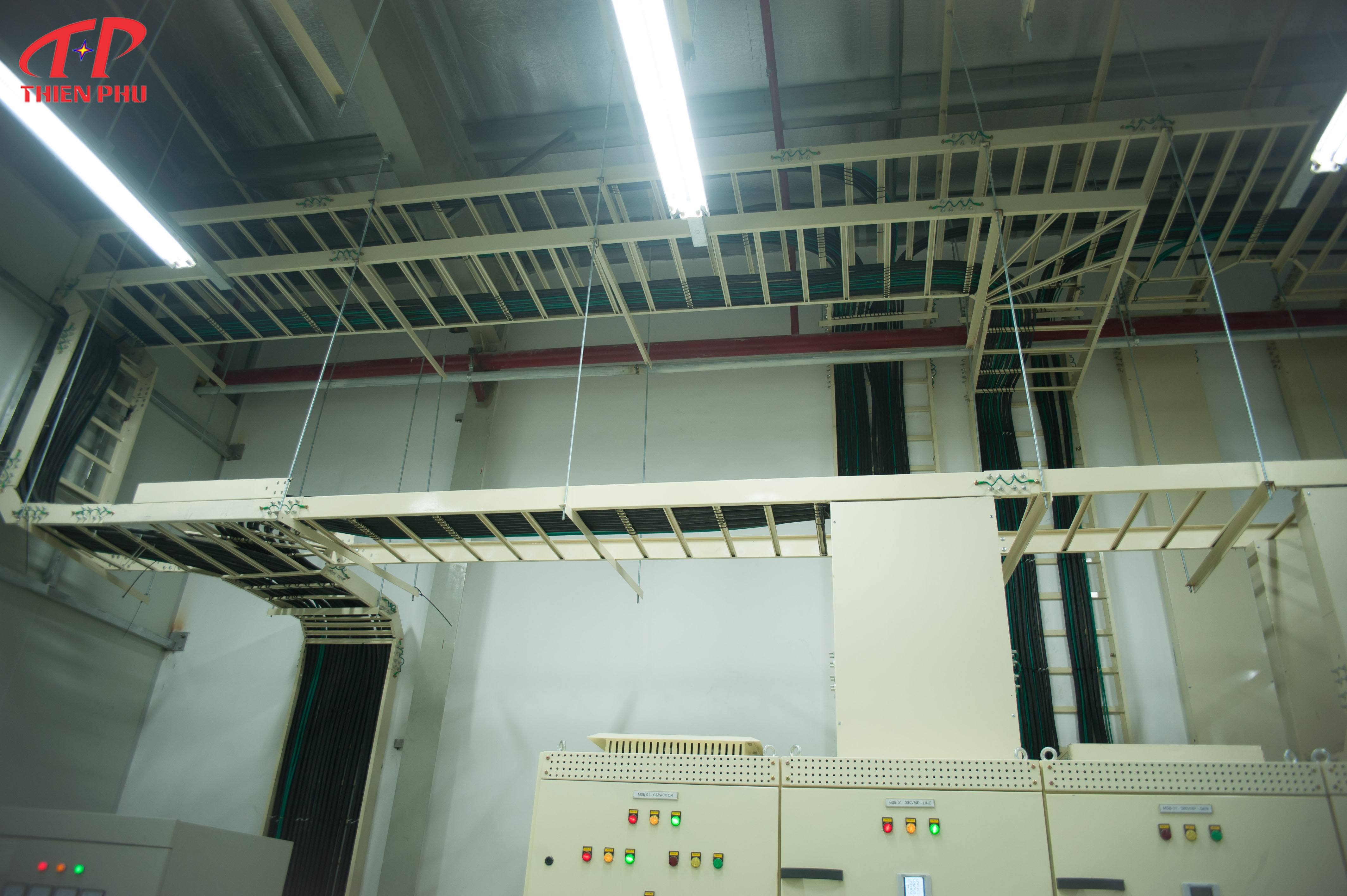 Thiết kế hệ thống điện