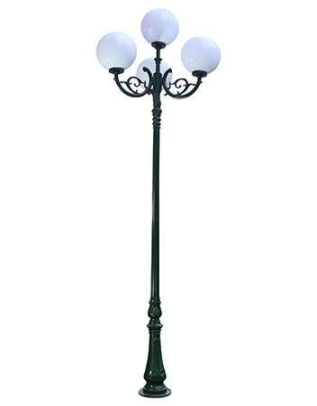 Cột đèn sân vườn DC 09-CH