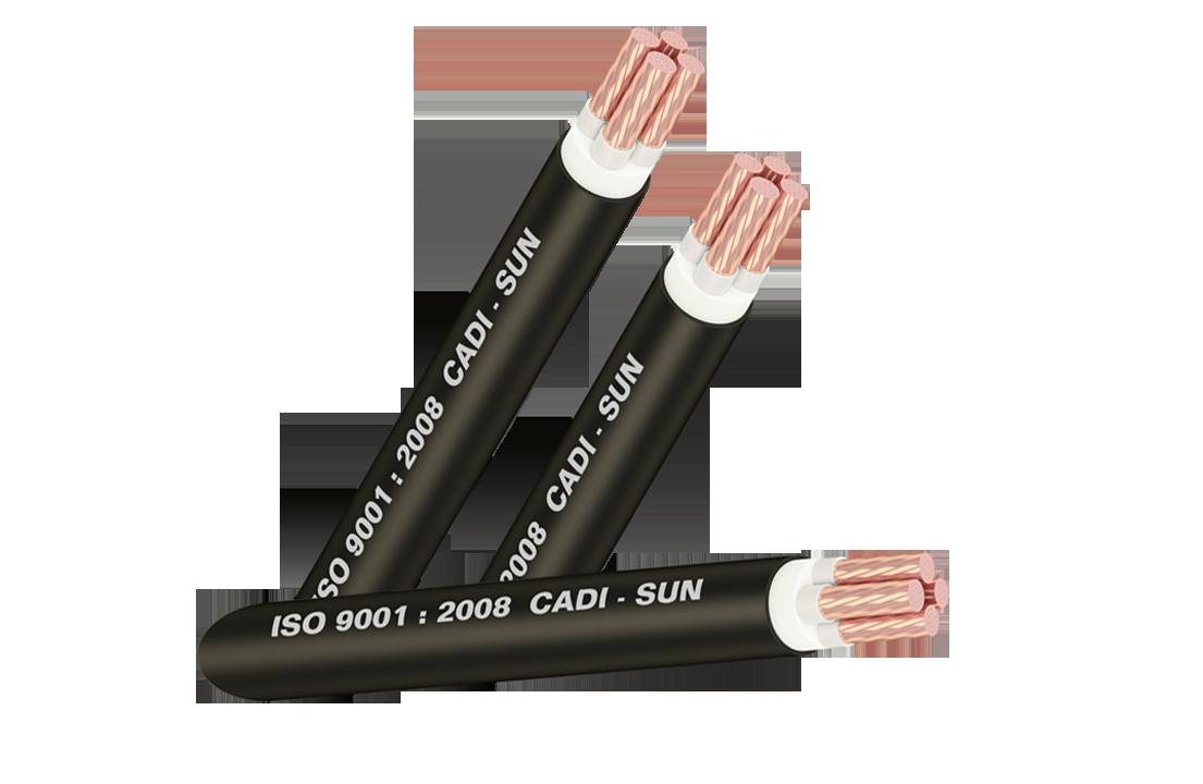 Dây cáp đồng CU/XLPE/PVC CXV 4x