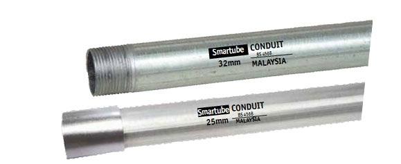 ống luồn loại ren IMC