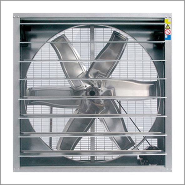 Quạt thông gió nhà xưởng 700x700x300